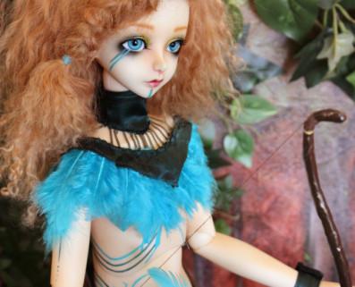Stand au salon Folie Dolls 2016