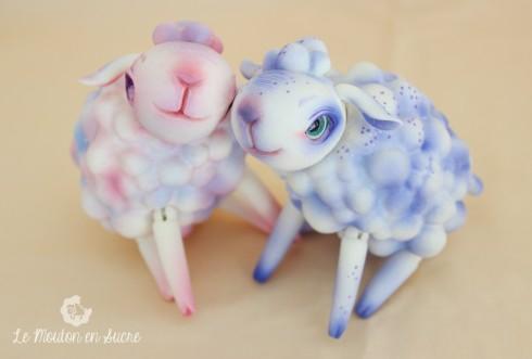 Sheep BJD sweet
