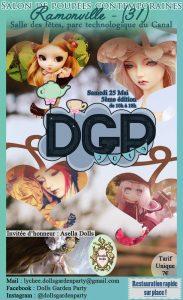 Dolls Garden Party 5 @ Ramonville