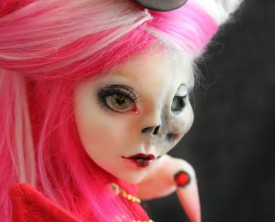 BJD creation concours dolls garden party
