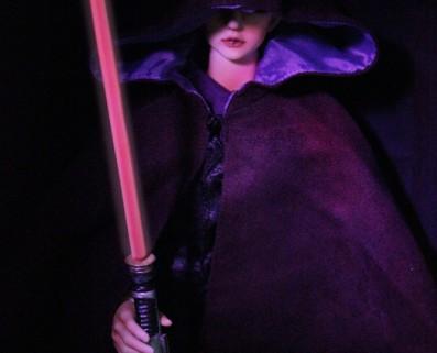 BJD Jedi sith laser