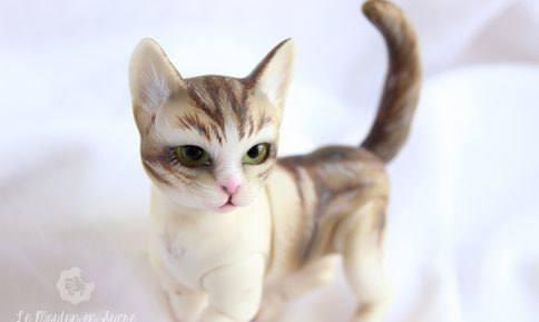 Iplehouse cat Petdoll