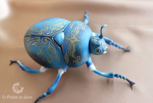 BJD Doll Wing Animal Resin
