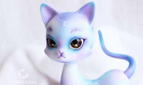 Miaomiao doll family BJD chat animal pet