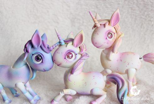 Tagada Unicorn family BJD