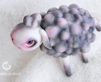Doll black sheep original cuto