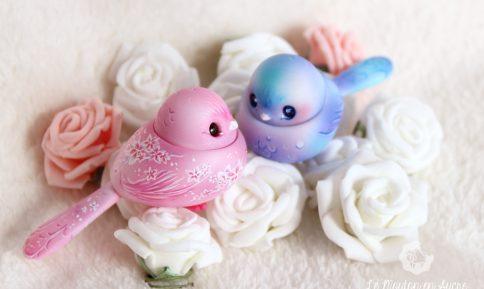 sakura & paper oiseau bjd doll