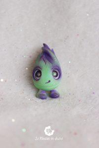 cotton bjd pet tiny doll feufollet will-o-the-wisp