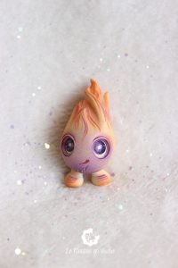 cotton bjd pet tiny doll feufollet will-o-the-wisp