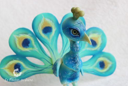 Peter Paon Peacock BJD