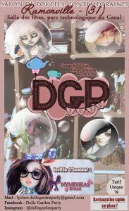 Dolls Garden Party 6 @ Ramonville