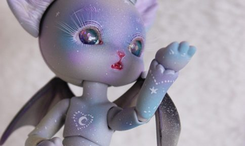 Sweet custom bjd soom petit gem