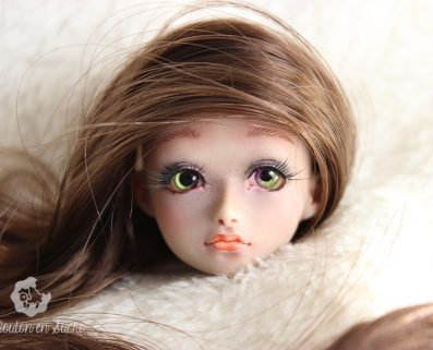 Anhais Studio Thea custom faceup casual