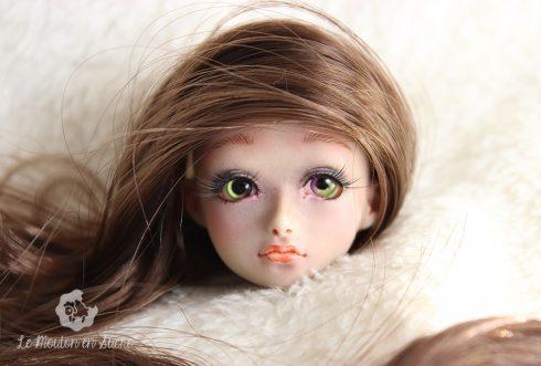 Anhais Studio Thea custom faceup casual