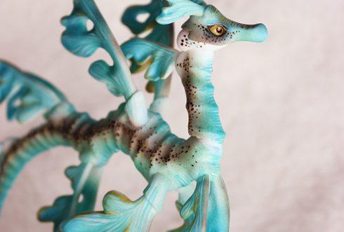 Myaree Quadriga Dolls seahorse pet bjd