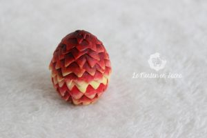 BJD doll egg resin tiny creature