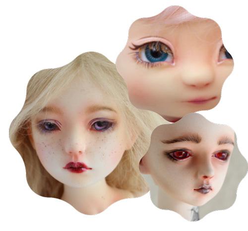 makeup human designs