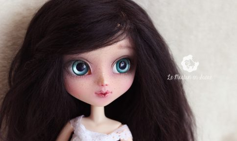 Pullip Make up artist creation sculpt mio kit