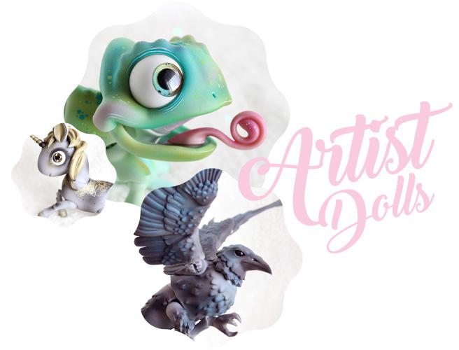 commander prder Artist BJD creators