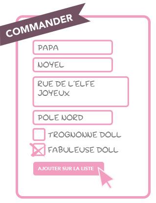 formulaire commander sample